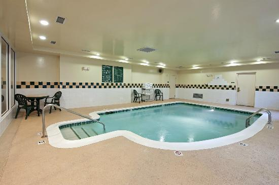Hilton Garden Inn Plymouth: Indoor Pool