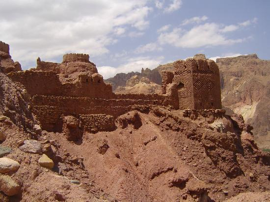 Cultural Landscape and Archaeological Remains of the Bamiyan Valley: The Red City