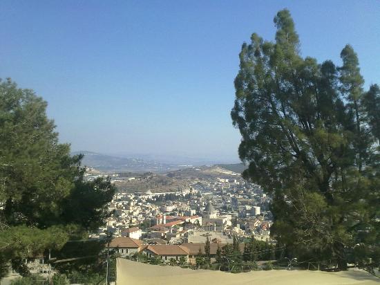 St Gabriel: Nazareth