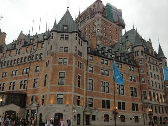 Le Champlain Hotel: just a couple blocks away