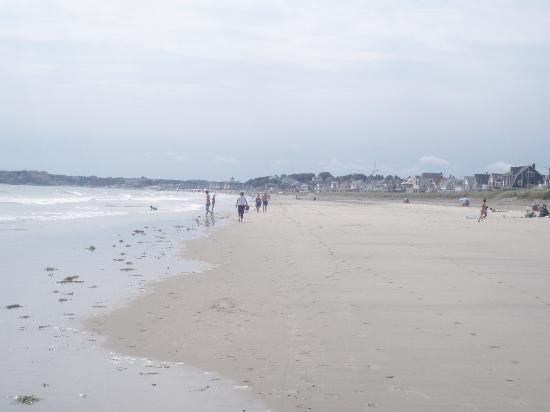 Nantasket Beach, beautiful, picture taken between low and high tide