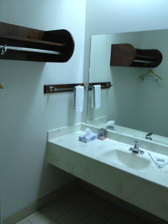 La Copa Inn: Toallas limpias