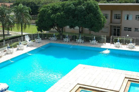 Dom Pedro I Palace Hotel: PISCINA EXTERNA ADULTO e INFANTIL
