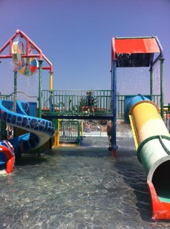 Lido Waterpark: kids section
