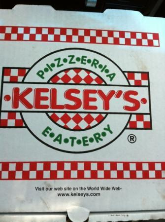 Kelsey's Pizzeria & Eatery: Great pizzas and calzones!