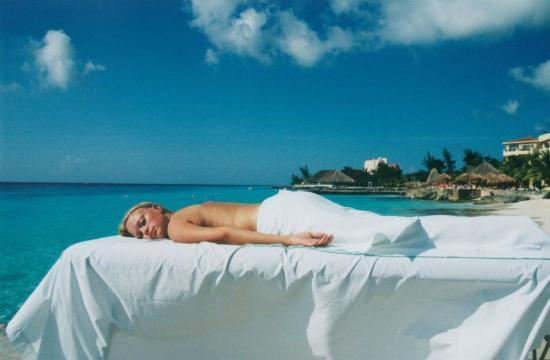 Spa del Sol : Massage by the Beach