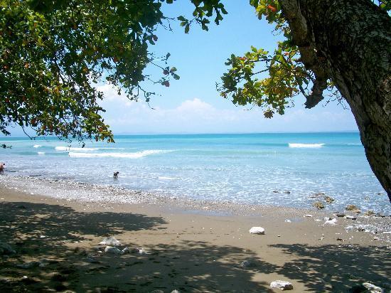Osa Clandestina: Playa Pan Dulce (5 min walk)