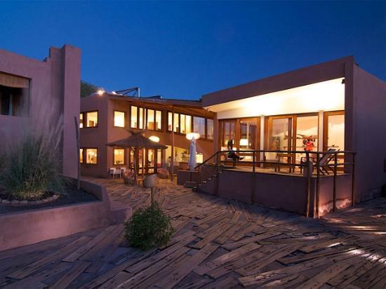 Hotel Noi Casa Atacama: Exterior