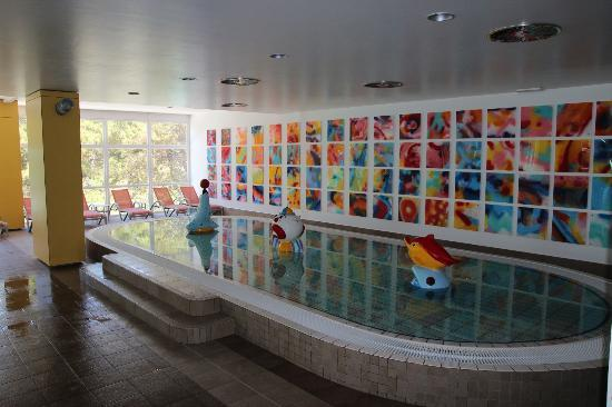 Wellness Hotel  Aurora: Indoor kids pool