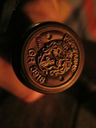 Pieve di Caminino Historic Farm: Emy's wine
