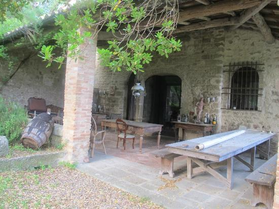 Historical Resort Pieve di Caminino: An outer part of Pieve di Caminino