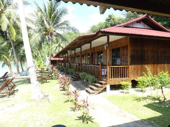 Redangkalong Resort : Redang Kalong