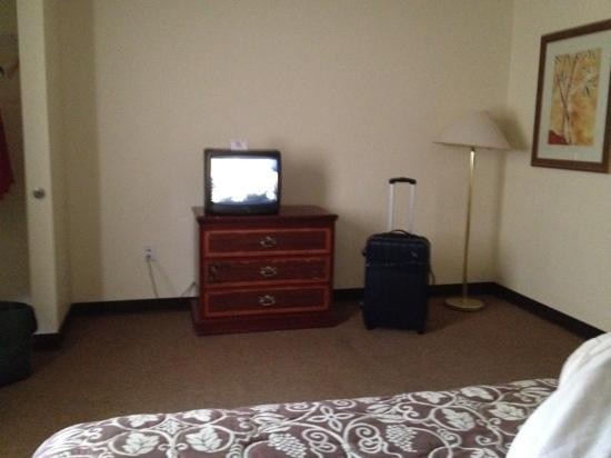 Country Hearth Inn Gulf Shores : wow where are my glasses