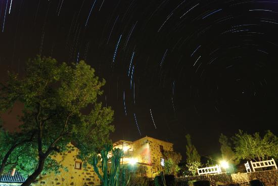 Hotel Rural La Correa: Noche de Verano
