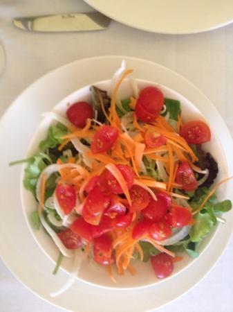 La Capannina: insalata mista