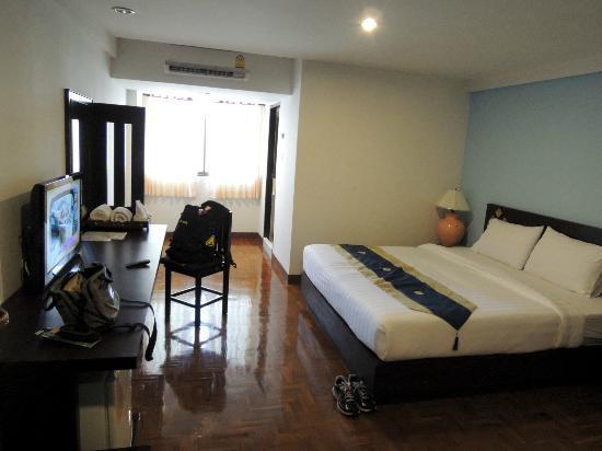 清邁布拉雅酒店: standard room