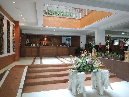 부아라야 호텔 치앙마이 사진