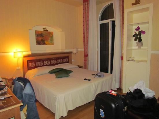 Il Gattopardo Relais: vista da cama e sacada