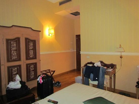 Il Gattopardo Relais: outro lado do quarto