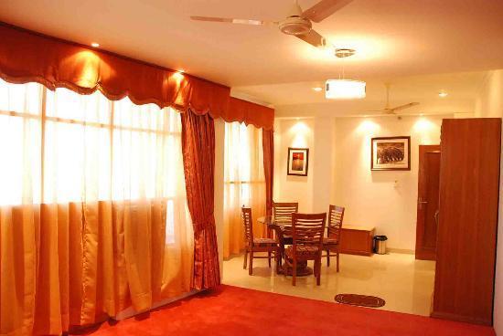 Hotel Woodland: Room