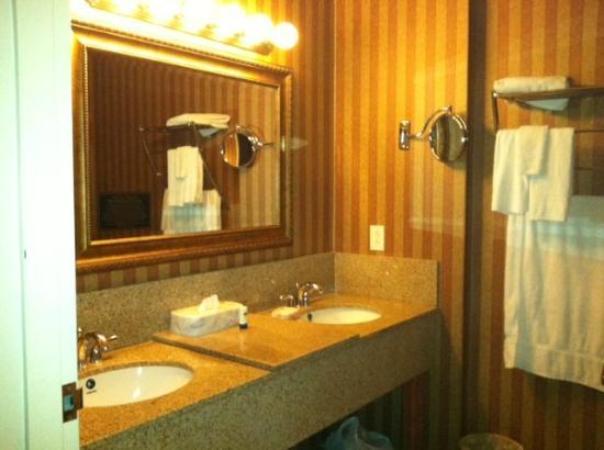 Bellissimo Grande Hotel: Bathroom