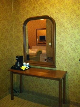 Bellissimo Grande Hotel: Room Entrance