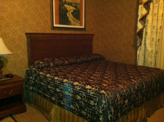Bellissimo Grande Hotel: Bed