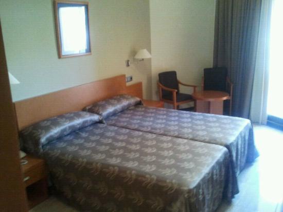 Hotel Peniscola Palace: Habitación 113