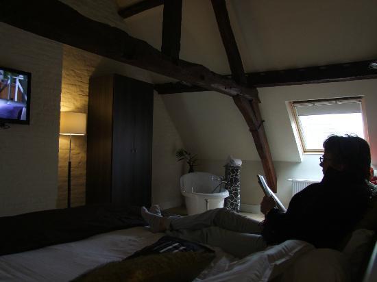 Hotel Onderbergen: Chambre 12