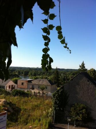 Hotel Le Montloire : vue