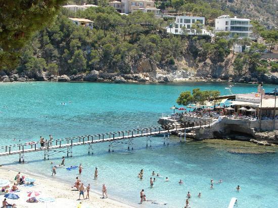 Grupotel Playa Camp de Mar: seaview