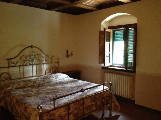 Agriturismo Casanova - La Ripintura: Our room