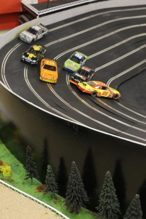 Stonerig Raceway: NASCAR TRACK