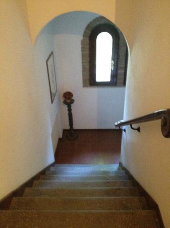 Agriturismo Casanova - La Ripintura: Hallway