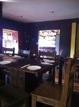 Mario's Steakhouse : salón