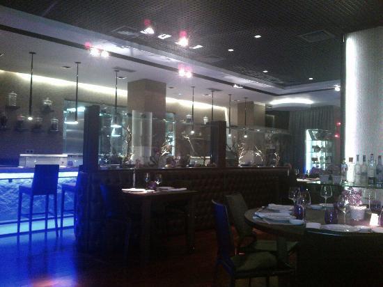Shikku: Área principal del restaurante