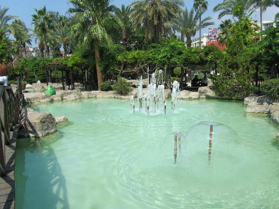 Alanya Gardens: De tuinen