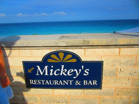 Looking Up At Lido And Sea Breeze Picture Of Mickey 39 S