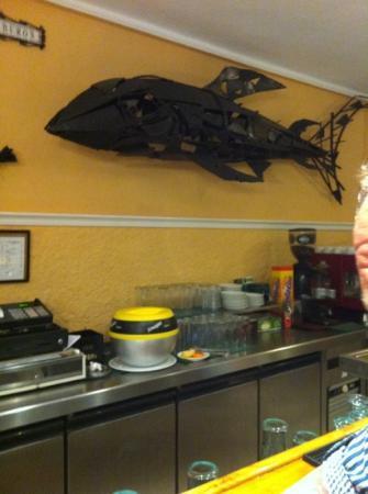 Hotel Boutique El Tiburon: el tiburon bar