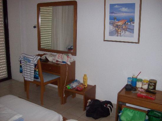 Kassandra Mare: room