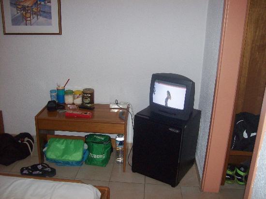 Kassandra Mare Hotel: room