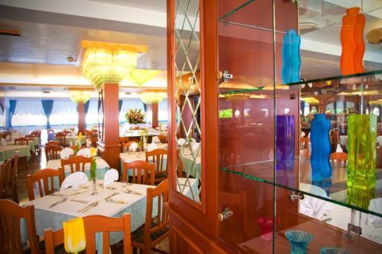 Hotel Helen: Sala da pranzo