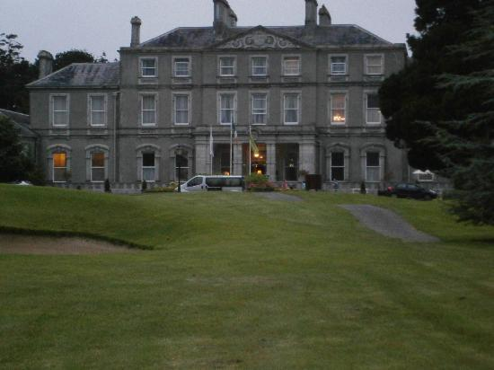 Faithlegg House Hotel & Golf Resort: Entrance to Hotel