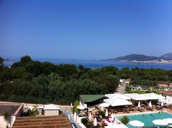 Bella Vista Residence : vue de la chambre