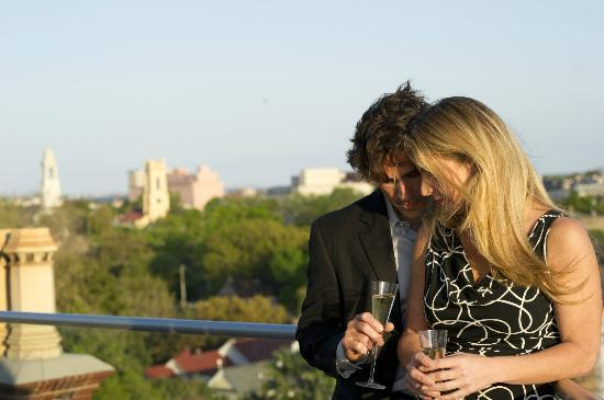 Wentworth Mansion : Romance on the Cupola