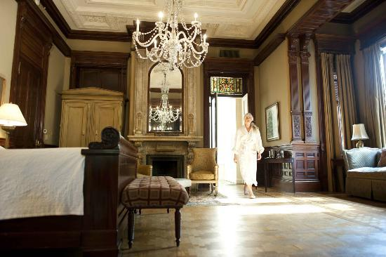 Wentworth Mansion : The Luxurious Grand Mansion Suite