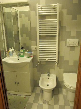 Bed And Breakfast La Porta: Bathroom