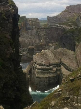 Sextons Caravan and Camping Park : mizen head