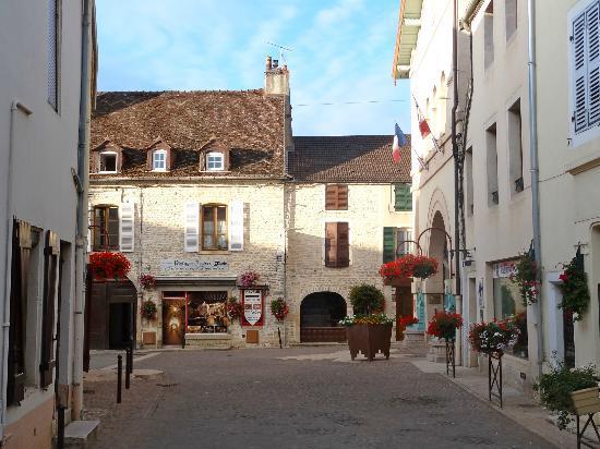 Hotel Les Grands Crus : Wonderful ambience
