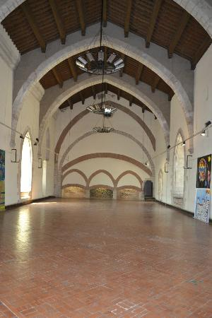 Palais des Rois de Majorque (Palace of the Kings of Majorca): The great hall
